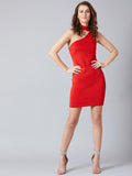 Bodycon Red Dress
