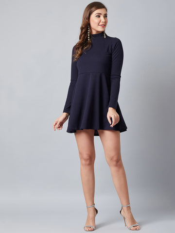Navy Blue Posh Sundress