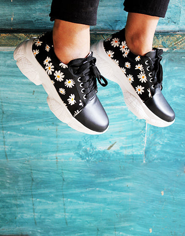 Daisy Baby Sneakers
