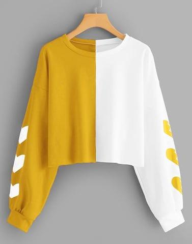 Sunny babe Pullover