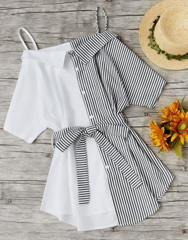 Chaos Cute  Shirt Dress