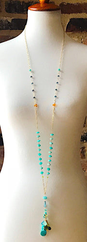 Clementine Maxi Necklace