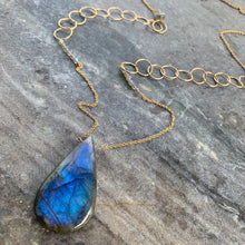 Labradorite Maxi Necklace