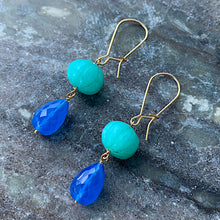 Mykonos Simple Earrings (gold)