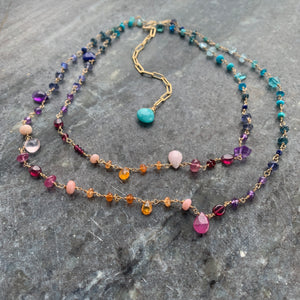 PREORDER! Key West Sunset Caprice Convertible Necklace & Bracelet