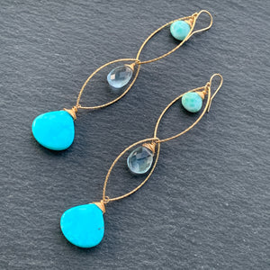 Oceana Duster Earrings