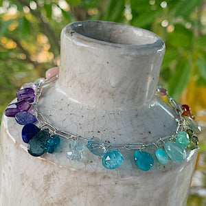 The Sterling Bold Inspiration Bracelet