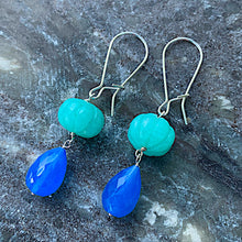 Mykonos Simple Earrings (Sterling silver)