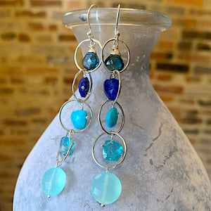 Oceana Luxe Sterling Earrings