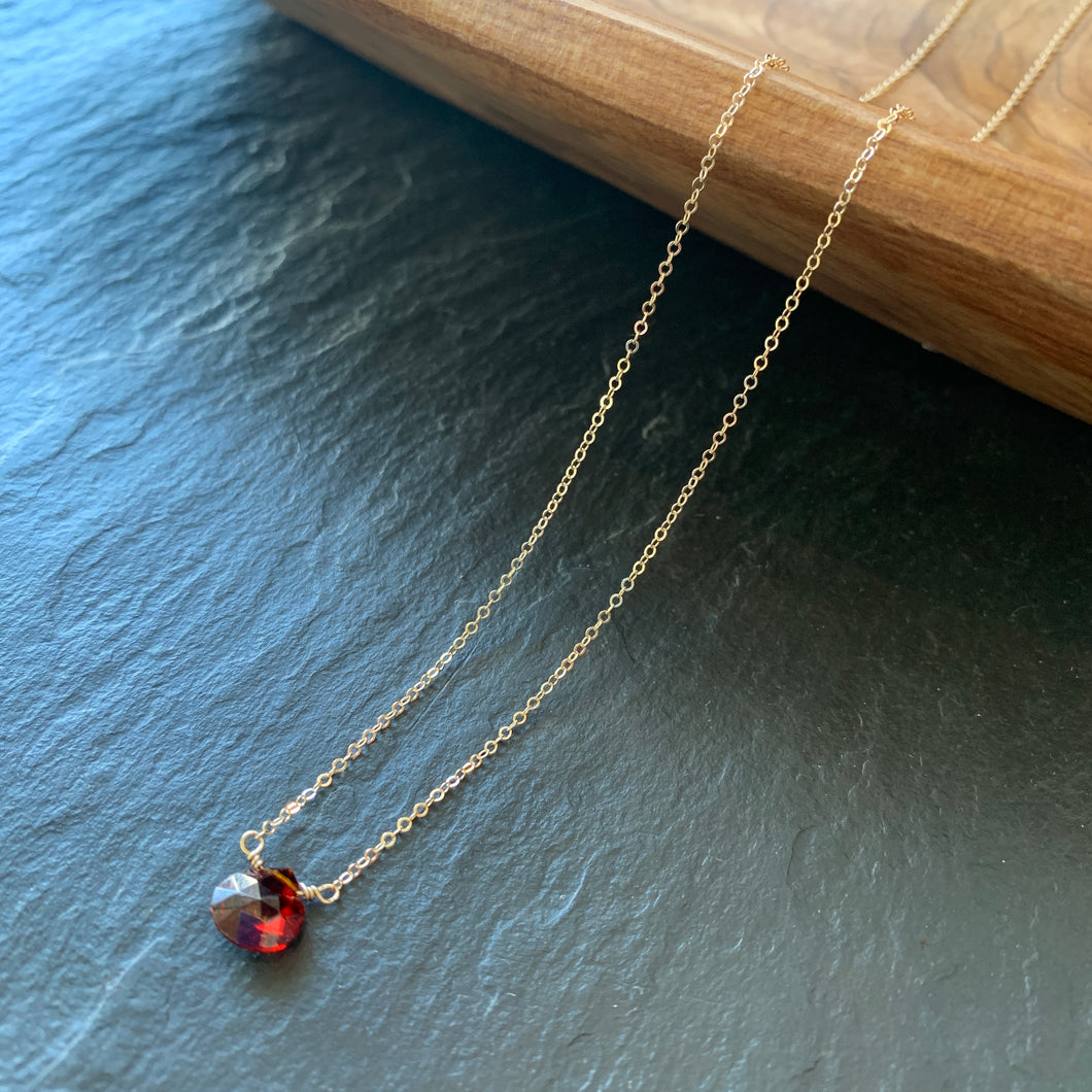 Tiny Solitaire: Garnet on Gold