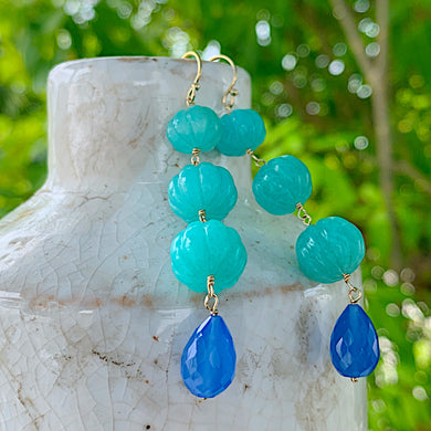 Mykonos Luxe Earrings