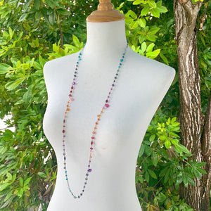 Key West Sunset Caprice Convertible Necklace & Bracelet