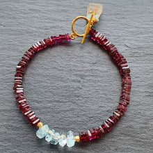 Ice and Wine Bracelet