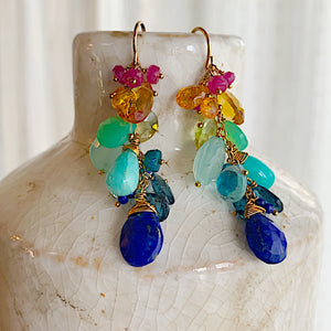 Gypsy Oasis Spectrum Earrings