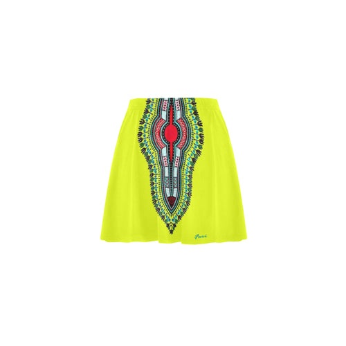 Dashiki Skate Dress