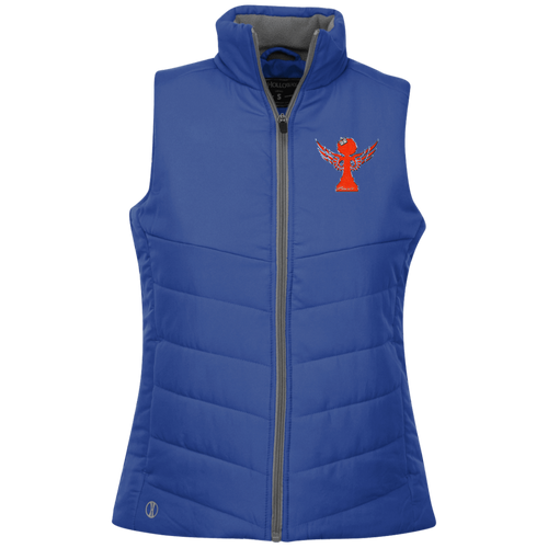 Ladies' Quilted Vest - Iconic Iconz