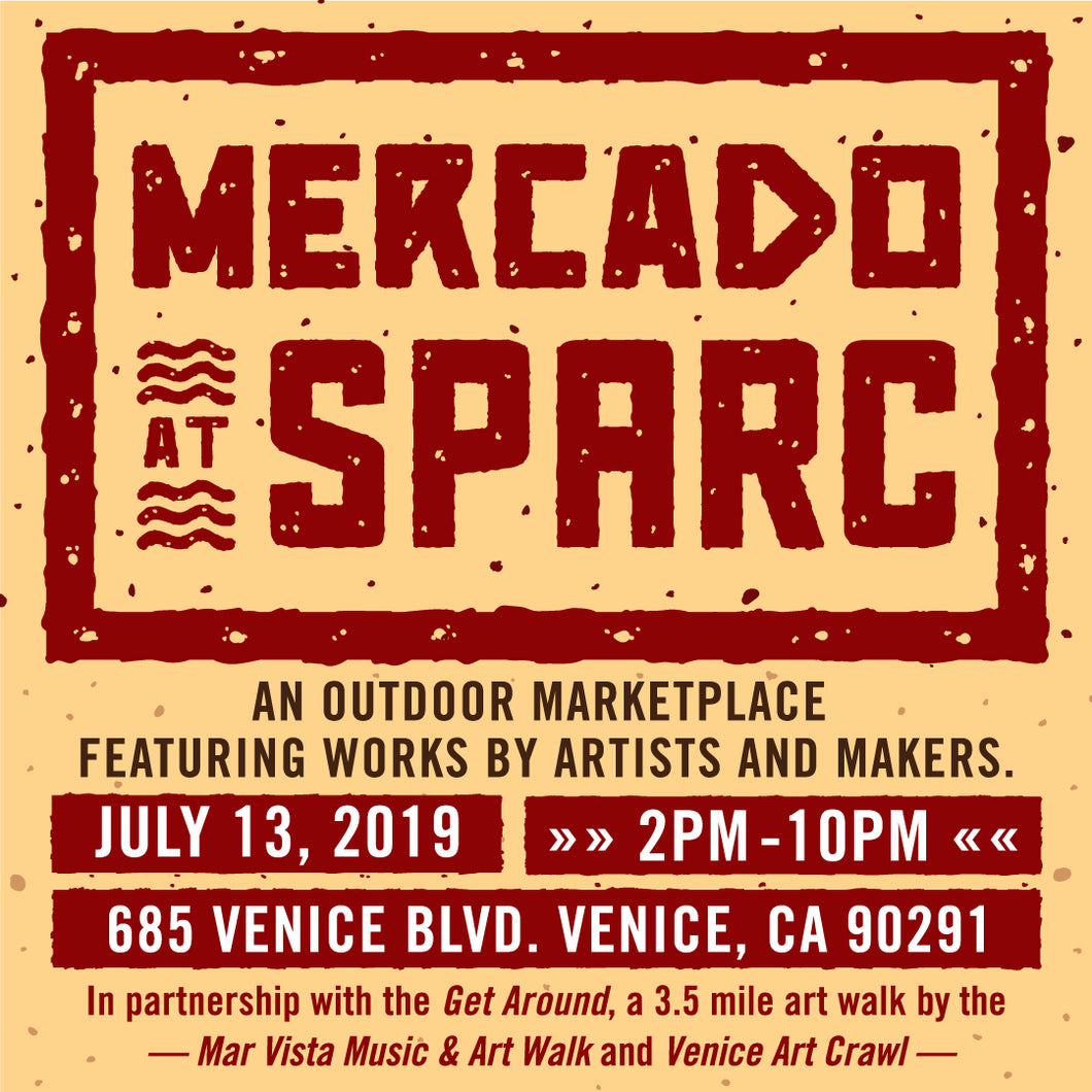 Mercado at SPARC Vendor Sign-up