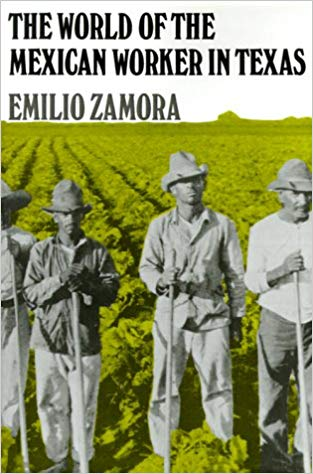 The World of the Mexican Worker in Texas by Emilio Zamora