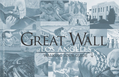 The Great Wall of Los Angeles Walking Tour Guide Booklet