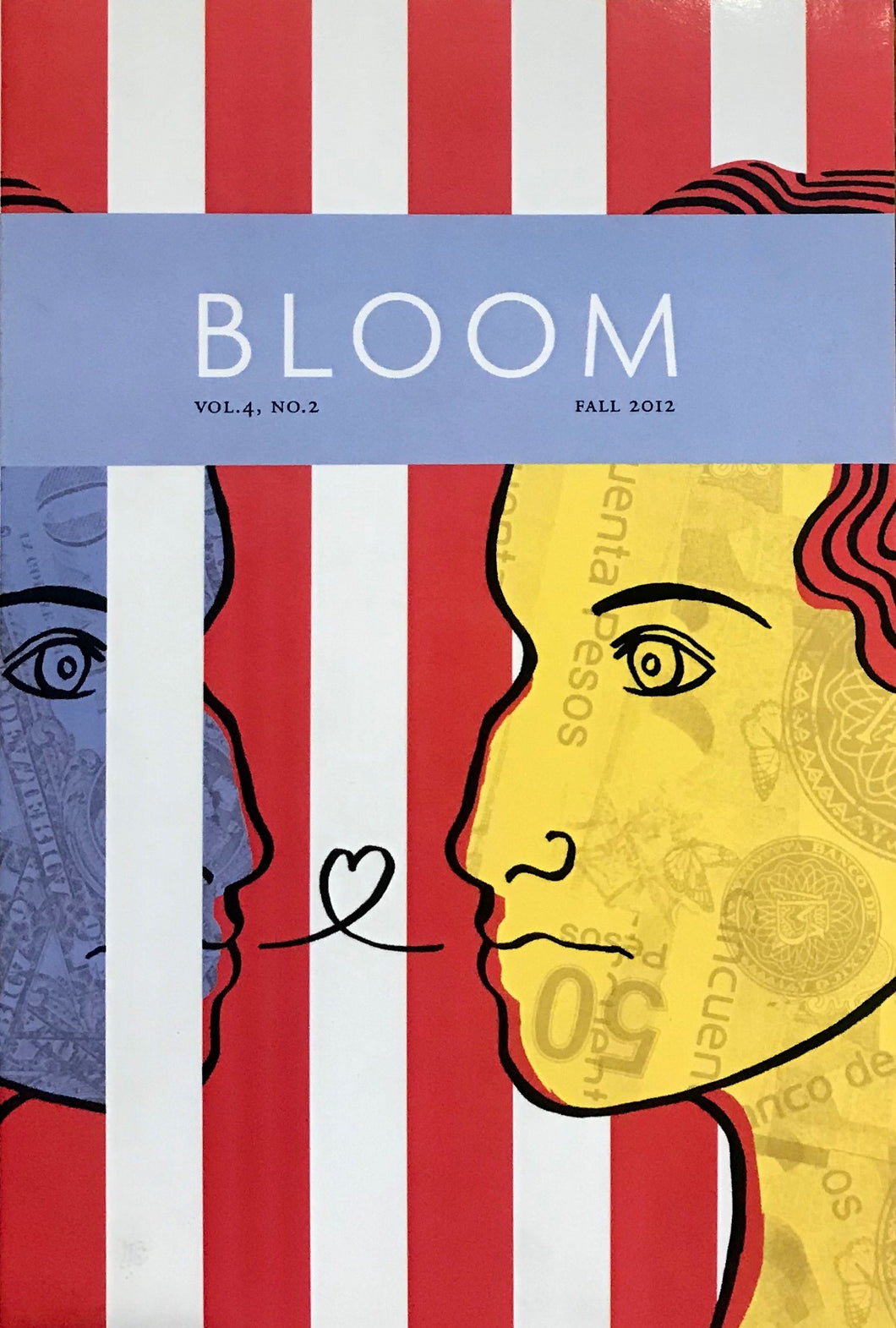 Bloom: Queer Fiction, Art, Poetry, and More (Vol. 4, No. 2)