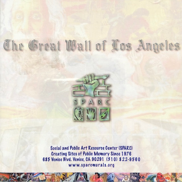 The Great Wall of Los Angeles DVD set