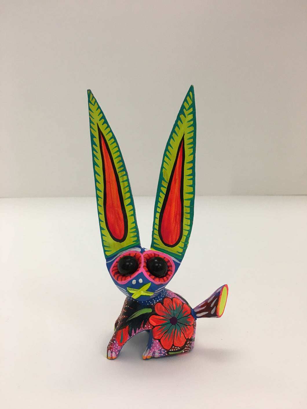 Original Hand Painted Oaxacan Bunny