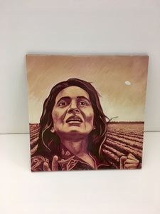 Dolores Huerta Tile Big