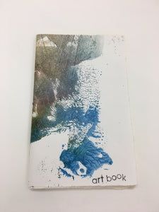 Hand Printed One-Of-A-Kind Notebooks by Kay Brown