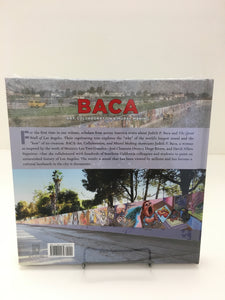 Baca: Art, Collaboration, & Mural Making Book by Mario Ontiveros