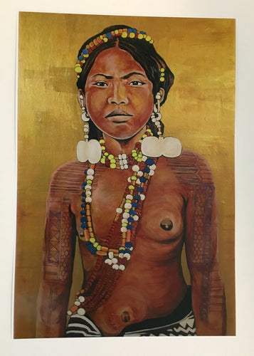 Fine Art Print: Bathala's Daughters: Mayari by Cece Carpio