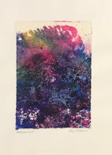 Colors Series, Monoprint Cards by Kay Brown