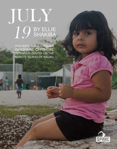 July 19 by Ellie Shakiba Exhibition-in-a-Box