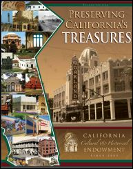 Preserving California's Treasures by Mimi Morris and Francelle Phillips