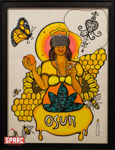 Mama Oshun by Francis Mead