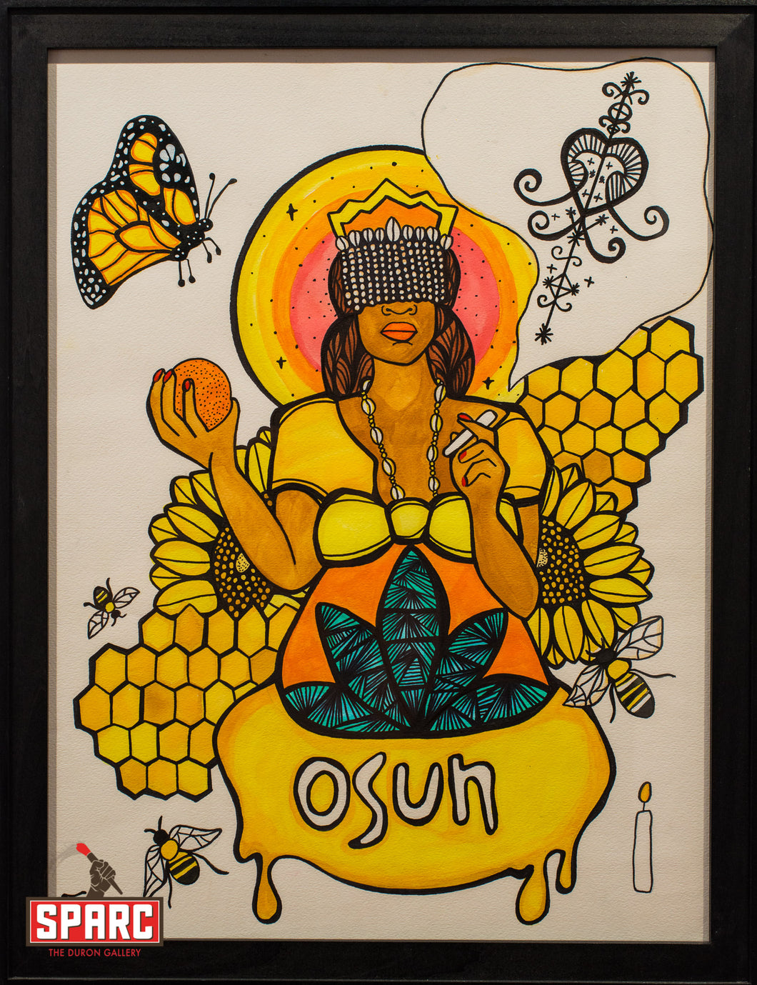 Mama Osun by Francis Mead