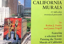 California Murals: 25 Full Color Oversized Postcards