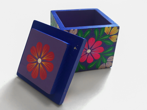 Handpainted Oaxacan Boxes