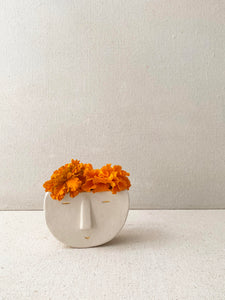 Sunshine Sam Vase by Kristina Kotlier
