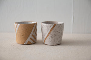 Mezcal Shot Glasses by Kristina Kotlier