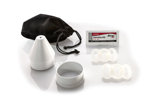 Stay Firm Kit by PosTVac for ED and PE | Penis Pump Accessories