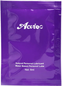 ACVIOO 'One Shot' Personal Lubricant, Pack of 12