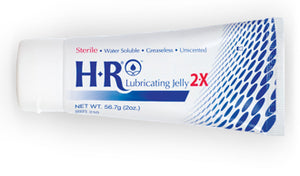 H-R Lubricating Jelly 2X - 2oz Tube