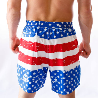 Training Shorts (Independence Day)