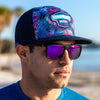 WZA Edition Snapback Hat (Bayfront Breeze)