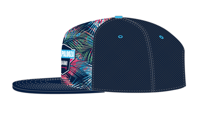 Hat - WZA Edition Snapback Hat (Bayfront Breeze)