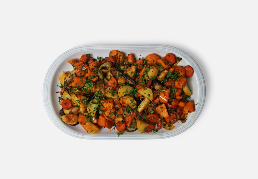Mixed Vegetable Roasting Blend