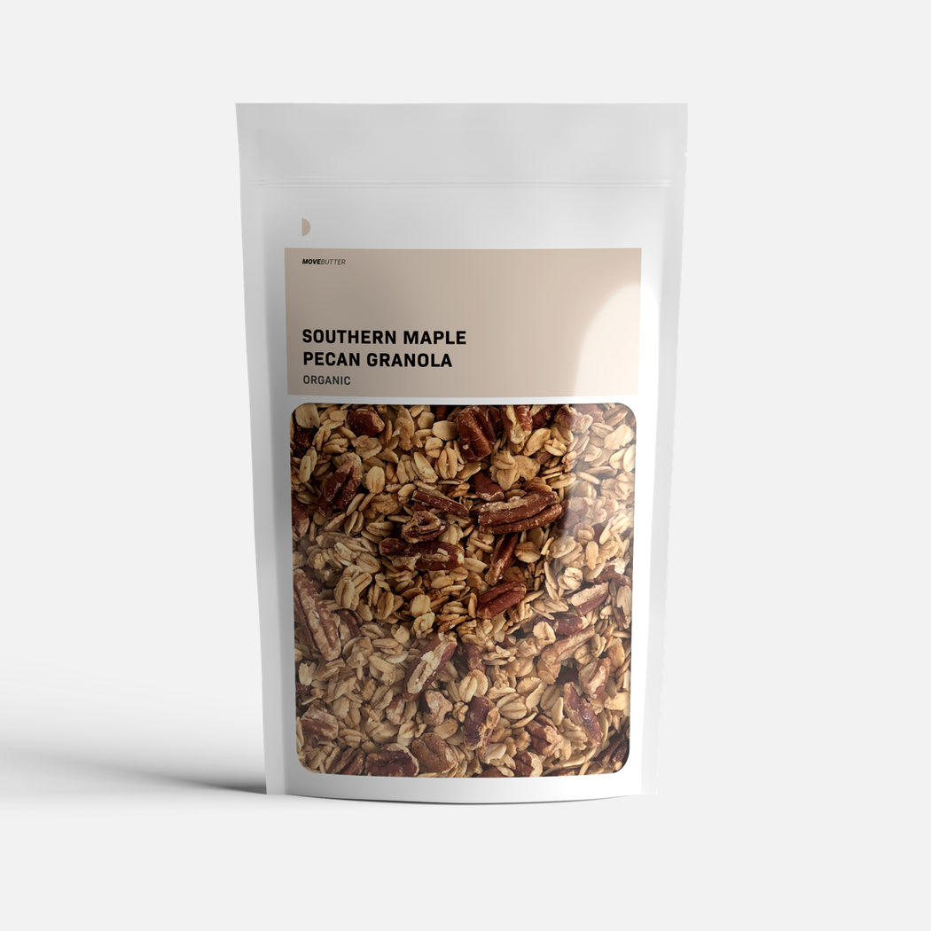 Southern Maple Pecan Granola