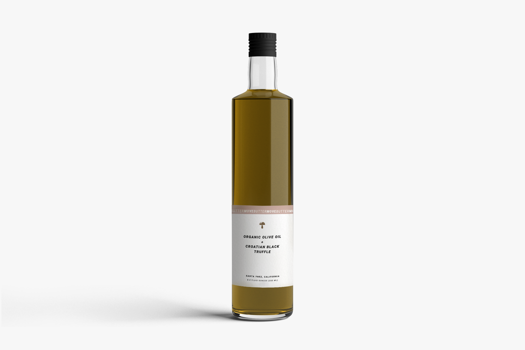 Croatian Black Truffle Olive Oil