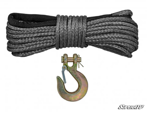 Synthetic Winch Rope Replacement 50 Ft.