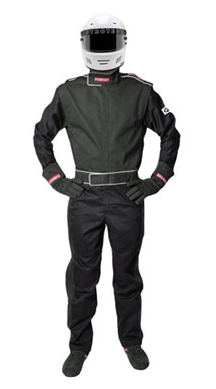 Pyrotect Sportsman Deluxe One Piece 2 Layer SFI-5 Suit